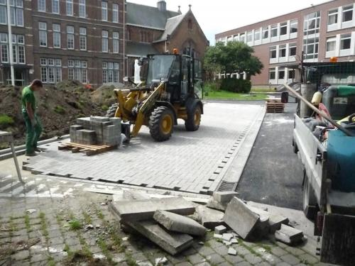 pose-de-paves-beton-klinker